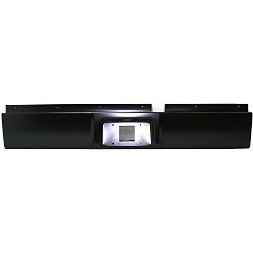Evan-Fischer Roll Pan for DODGE FULL SIZE PICKUP 02-08 REAR Steel w/License Plate Part w/Light Kit and Hardware