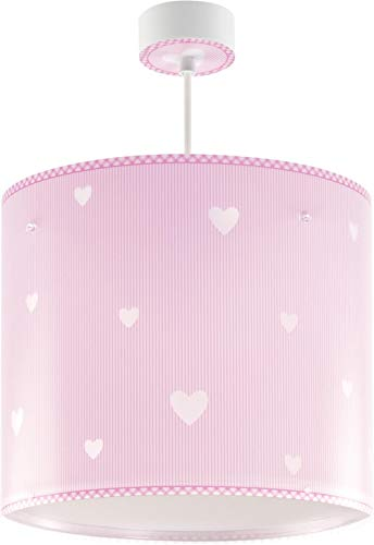 Dalber Sweet Dreams - Lámpara colgante, color rosa