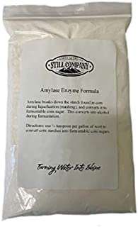 North Georgia Still Company's Amylase Enzyme Formula 8 ounces