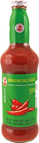 Cock Salsa Sriracha Medio Picante 800 g