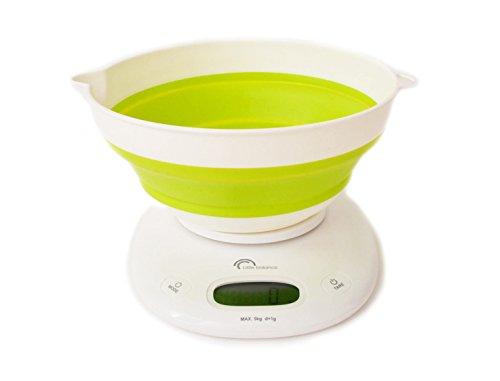 Little Balance 8064 Balance culinaire, Blanc/Vert