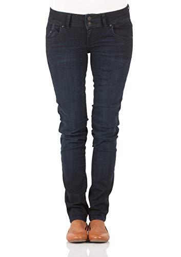 LTB Damen Jeans Molly Slim Fit - Blau - Caliann Wash, Größe:W 33 L 32, Farbe:Coliann Wash (51890)