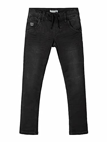 NAME IT Boy Jeans Regular Fit Sweatdenim 164Black Denim