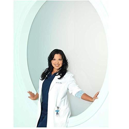 WTHKL Grey's Anatomy TV Show 3 Poster Leinwand Malerei Wandkunst Druck auf Leinwand für Wohnkultur Dekoration Geschenk -20X28 Zoll No Frame 1 PCS