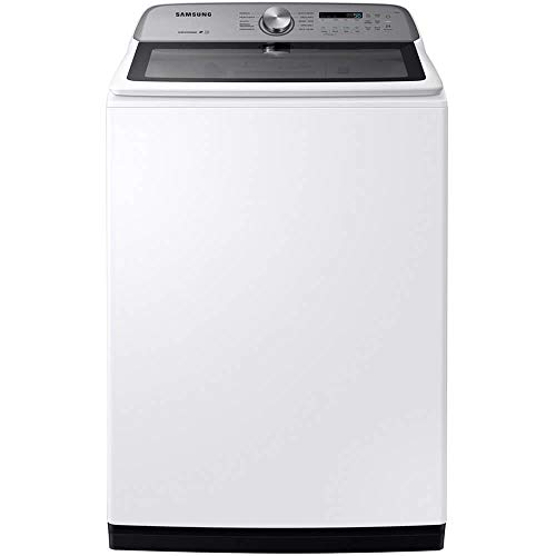 Samsung WA54R7200AW 5.4 Cu.Ft. White Top Load Electric Washer