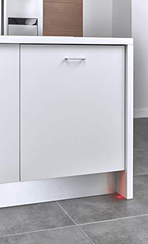 Beko DIS28023 lavavajilla Totalmente integrado 10 cubiertos A++ - Lavavajillas (Totalmente integrado, Estrecho (45 cm), LCD, Frío, Caliente, Hot air, 10 cubiertos)