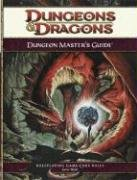 Dungeon & Dragons: Dungeon Master's Guide - Roleplaying Game Core Rules, 4th Edition
