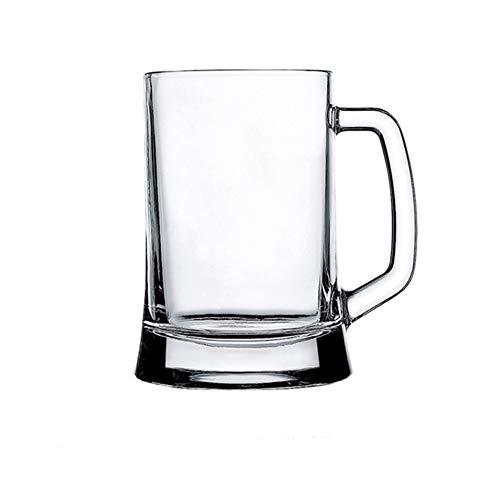Jarras de cerveza Tazza di Birra Creativo Piombo casa di Vetro -C 660ml