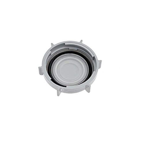 Bouchon bac a sel adg8556 lave vaisselle whirlpool adp7972/wh