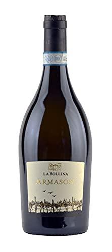 La Bollina Armason Chardonnay Monferrato Bianco DOC (0,75 l) Jahrgang 2019