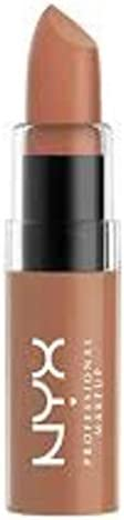 NYX Cosmetics Butter Lipstick 0 16oz BLS30 Tan Lines product image