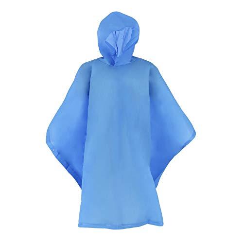 Totes Royal Blue Children's Rain Poncho