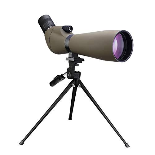 "Svbony SV401 Telescopio Terrestre 20-60x80 HD 2.9"" Resolution Óptica Totalmente Multi Revestido BK7 Porro Prism Telescopio Terrestre Potente para Observación de AvesTiro al Arco Paisaje"