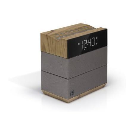 Imperial 22 270 00 D10 Dab Und Ukw Radiowecker 6 1cm Tft Farbdisplay Snooze Funktion Sleeptimer Line Out Netzteil Holzoptik Heimkino Tv Video