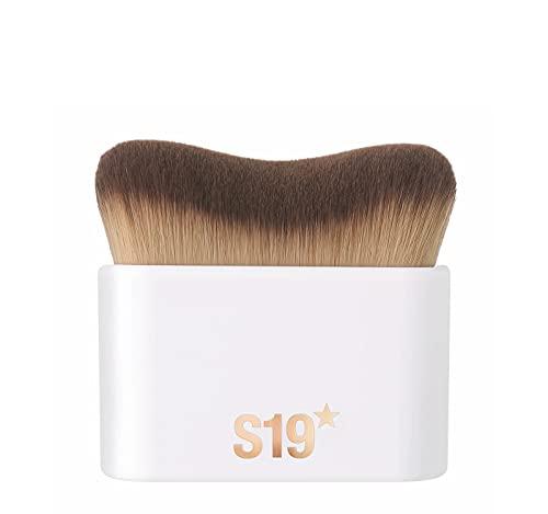 S19 SUPER FX Body Brush - Body Makeup & Gloss Applicator, Professional...