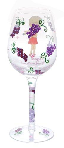 Westland Giftware - Bicchiere da vino da 20 cm, 425 g