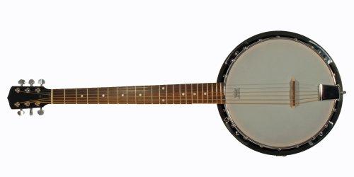 Pasadena - Banjo 5 cuerdas en caoba (remo)