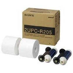 """PAKOR, 5"""" x 7"""", Picture, Up-Dr200 Printer, for Sony Picturestation, Includes 2 Media Paper/Ribbon, 400 Photos Per Roll"""