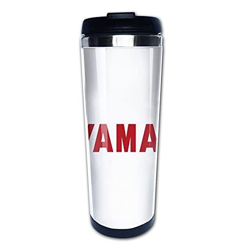 Yamaha Durable aislado taza de café de viaje botella de agua aislada al vacío, taza de agua termoses de acero inoxidable