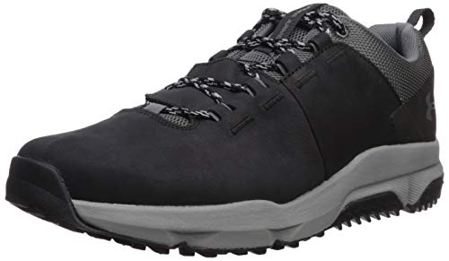 Under Armour Men's Culver Low Waterproof Sneaker Hiking Shoe, Black (001)/Pitch Gray, 12