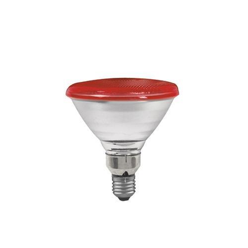 Paulmann Reflektorlampe PAR38 80W E27 Rot