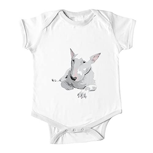 Huang Inglés Bull Terrier Bebé De Una Pieza