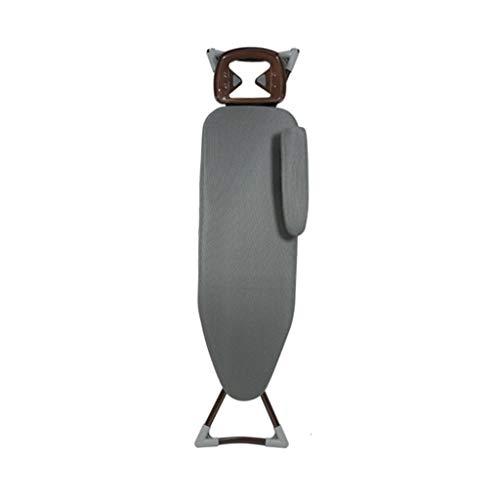 Ironing Boards CDingQ - Apartamento de metal plegable ligero y moderno, con soporte integrado de manga de 145 x 34 x 90 cm de ancho