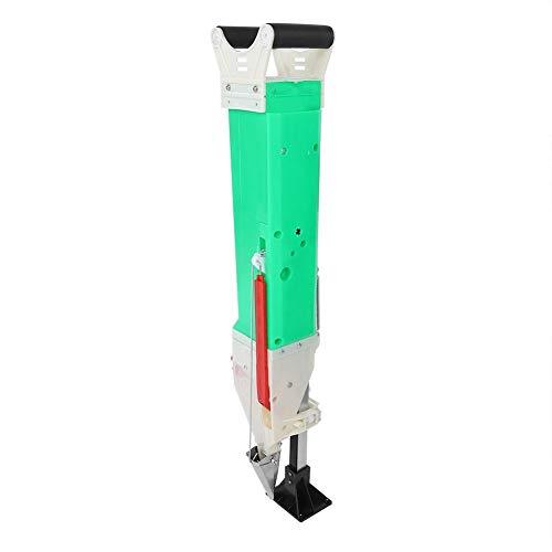 Saatgutverteiler, Haushaltssaatmaschine Einstellbare manuelle Handheld Garden Home Seeder Saatgut Düngerstreuer