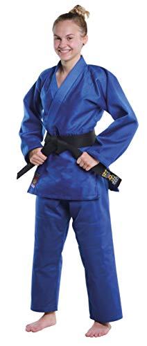 ORIENTE SPORT Judogi ITAKI Hajime Blu – 550 gr/m² - Judogi Allenamento e Competizione
