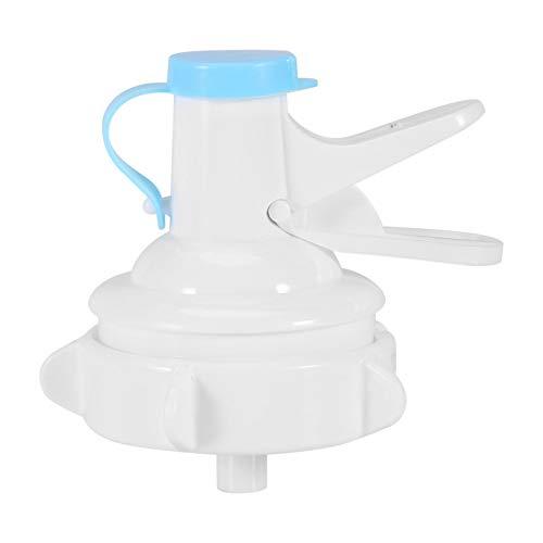 Tyenaza Dispensador de Botella de Agua, Bomba de Agua Potable con Tapa a Prueba de Polvo, Bomba de Botella de Agua para Uso doméstico y de Viaje