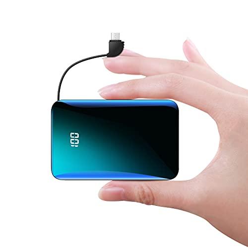 M20000 Power Bank 8000mAh Portable Charger Slim,Smallest External Battery...