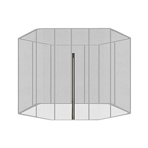Chlius - Red de seguridad de repuesto para trampolín, protección contra caídas de 10 pies, red de seguridad para 6 postes – Solo red (160 cm)