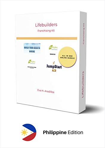 Lifebuilders Franchising Kit Philippine Edition 2019
