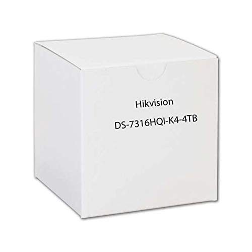 Read About Hikvision TurboHD PRO DS-7316HQI-K4 Tribrid Video Recorder