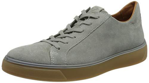 ECCO Herren Street Tray Sneaker niedrige Turnschuhe, Wild Dove, 43 EU