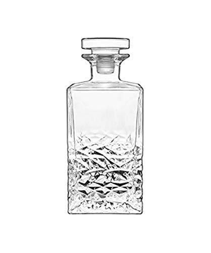 Bormioli Luigi Mixology Decanter, 0.75 Litri, Trasparente