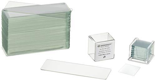 Bresser Mikroskop Objektträger/Deckgläser (50x/100x)