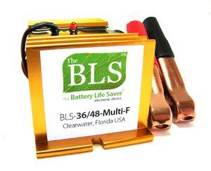 36 & 48 Volt Industrial Battery Life Saver