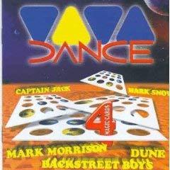 Viva Dance 4 (Doppel-CD, 34 Titel, inkl. The Horn, Din Daa Daa 1997 Remix, What Goes Around Comes Around, Ein Bisschen Frieden etc.)