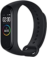 Xiaomi Band 4 Pulsera de Fitness Inteligente Monitor de Ritmo cardíaco 135 mAh Pantalla Color Bluetooth 5.0 más Reciente...