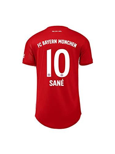 FC Bayern München Damen Home-Trikot Saison 2020/21, Gr. XS, Leroy Sané