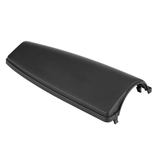 Dibiao Auto-Lufteinlass-Abdeckung, langlebiger Ersatz für MK5 MK6 B6 B7 1K0805965J9B9 (schwarz)
