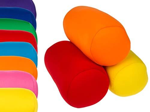 Out of the blue, cuscino con microsfere, idea regalo originale, colori assortiti.