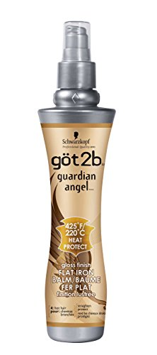 Got2b Guardian angel Gloss Finish Flat Iron Balm, 6.8-Ounce