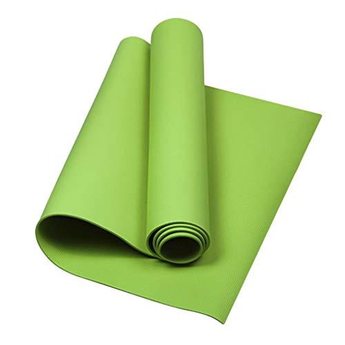 Alfombrilla de yoga antideslizante pilates a prueba de humedad aptitud aptitud alfombrilla estera impermeable ejercicio estera deportes a prueba de humedad máquina de yoga estera balance almohadillas