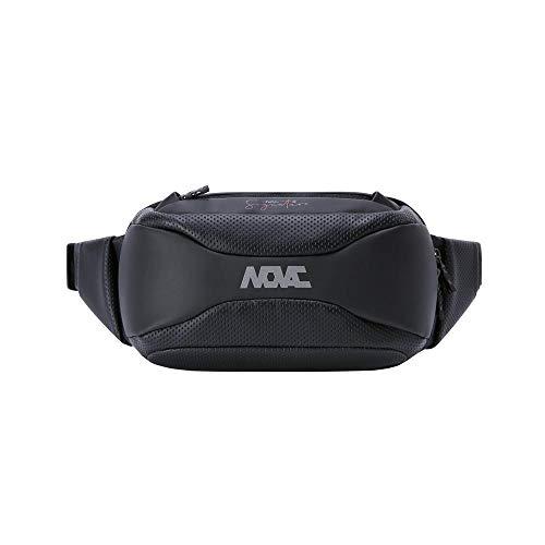 NOVAC Signature Hüfttasche Hüftsack Unisex Hip Pack Signature 08 10 2 Größe schwarz