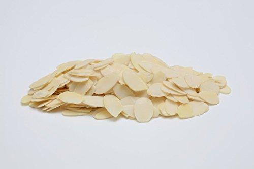 Amandes blanchies effilées 1 Kg