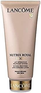 Lancome Nutrix Royal Body Intense Restoring Lipid-Enriched Lotion (For Dry Skin) 200 Mililiter/6.7 Ounce