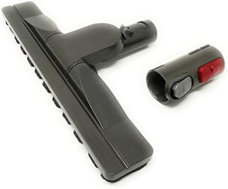 Flexible parqué cepillo para aspiradoras Dyson + adaptador V7 V8 V10 SV10 SV11: Amazon.es: Hogar