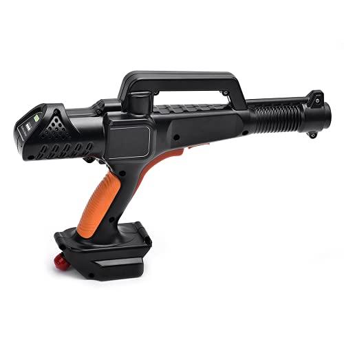 XDXDO 16.8 V Pistola De Agua De Lavado De Autos De Alto Voltaje Inalámbrico De Batería De Litio, con 2 Juegos De Baterías Y Tubería De Agua De 5 M, Utilizada para Lavar por Autos
